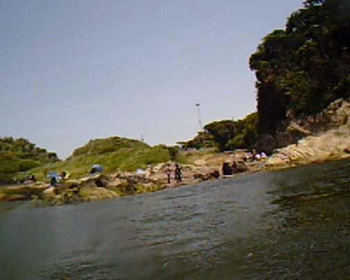 荒崎海岸Bポイント