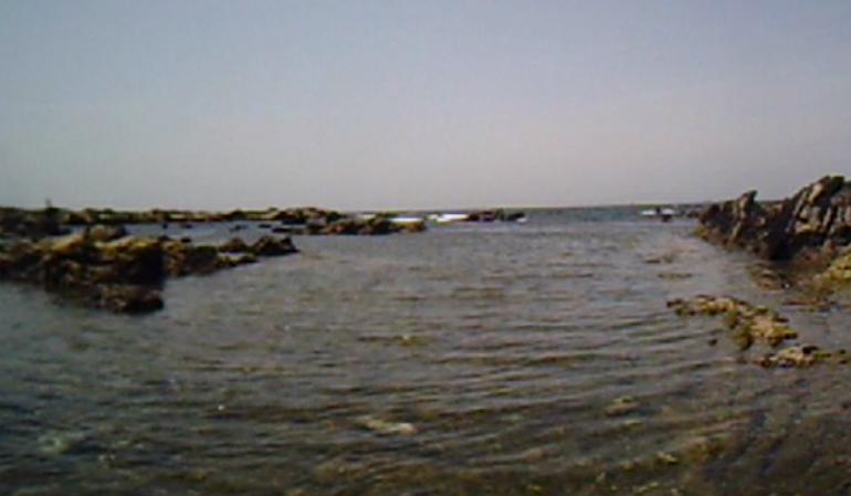 荒崎海岸Aポイント