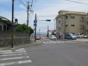 三浦海岸駅から海岸を歩く