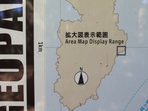 大淀小淀の大きい地図